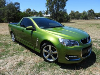 Holden Ute SV6 Green Automatic Utility.