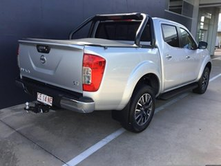 2020 Nissan Navara D23 S4 MY20 ST Silver 7 Speed Sports Automatic Utility