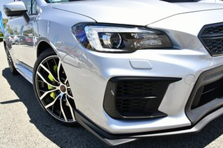 2020 Subaru WRX V1 MY21 STI AWD Premium Ice Silver 6 Speed Manual Sedan.