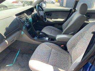 2002 Mitsubishi Magna TJ MY02 Executive Blue 4 Speed Automatic Sedan