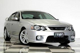 2004 FPV GT BA Silver 4 Speed Auto Seq Sportshift Sedan.