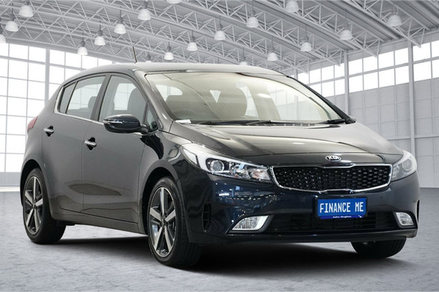 Used Kia Cerato YD MY18 Sport+ Victoria Park, 2017 Kia Cerato YD MY18 Sport+ Grey 6 Speed Sports Automatic Hatchback