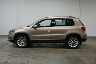 2015 Volkswagen Tiguan 5N MY15 132TSI DSG 4MOTION Fawn 7 Speed Sports Automatic Dual Clutch Wagon