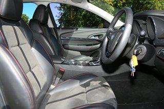 2015 Holden Commodore VF MY15 SV6 Storm Heron White 6 Speed Sports Automatic Sedan