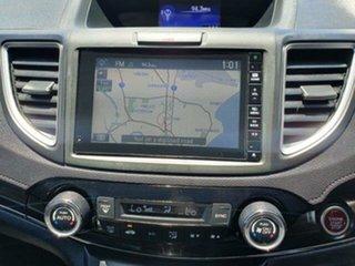 2015 Honda CR-V RM Series II MY16 VTi-L White 5 Speed Sports Automatic Wagon