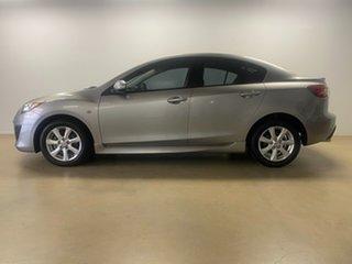 2011 Mazda 3 BL 10 Upgrade Maxx Sport Grey 5 Speed Automatic Sedan