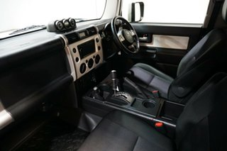 2016 Toyota FJ Cruiser GSJ15R MY14 French Vanilla 5 Speed Automatic Wagon
