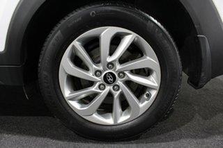 2015 Hyundai Tucson TLE Elite D-CT AWD White 7 Speed Sports Automatic Dual Clutch Wagon