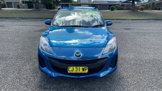 2013 Mazda 3 BL10F2 MY13 Neo Activematic Sky Blue 5 Speed Sports Automatic Hatchback.