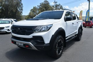 2018 Holden Special Vehicles Colorado RG MY18 SportsCat Pickup Crew Cab White 6 Speed