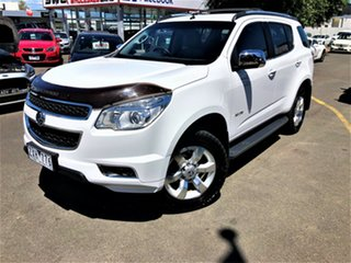2013 Holden Colorado 7 RG MY13 LTZ White 6 Speed Sports Automatic Wagon.