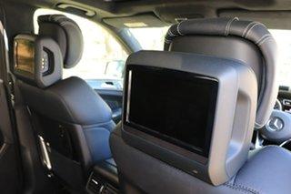2016 Mercedes-Benz GLE-Class W166 807MY GLE63 AMG SPEEDSHIFT PLUS 4MATIC S Black 7 Speed