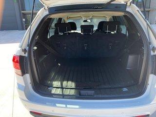 2011 Ford Territory SZ TS Seq Sport Shift AWD White 6 Speed Sports Automatic Wagon