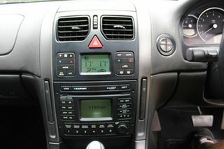 2003 Holden Calais VY II Green 4 Speed Automatic Sedan