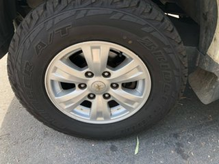 2013 Mitsubishi Triton MN MY13 GLX (4x4) White 5 Speed Manual 4x4 Double Cab Utility
