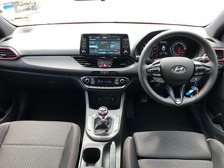2019 Hyundai i30 PDe.3 MY20 N Fastback Performance Engine Red 6 Speed Manual Coupe