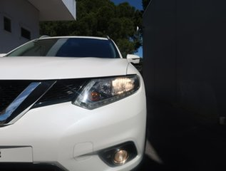 2016 Nissan X-Trail T32 ST-L X-tronic 2WD White 7 Speed Constant Variable Wagon