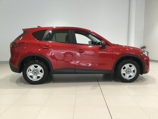 2016 Mazda CX-5 KE1072 Maxx SKYACTIV-Drive Red 6 Speed Sports Automatic Wagon.