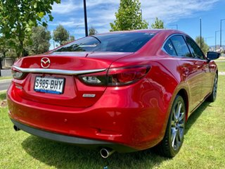 2015 Mazda 6 GJ1032 GT SKYACTIV-Drive Soul Red 6 Speed Sports Automatic Sedan