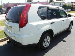 2010 Nissan X-Trail T31 ST White 1 Speed Automatic Wagon.