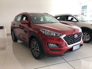 2020 Hyundai Tucson TL4 MY21 Active X 2WD Crimson Red 6 Speed Automatic Wagon.