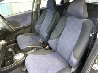 2011 Honda Jazz GE MY12 VTi Grey 5 Speed Automatic Hatchback