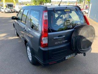 2006 Honda CR-V RD MY2006 4WD Grey 5 Speed Manual Wagon