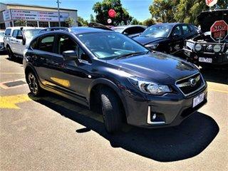 2016 Subaru XV G4X MY16 2.0i-L Lineartronic AWD Black 6 Speed Constant Variable Wagon.