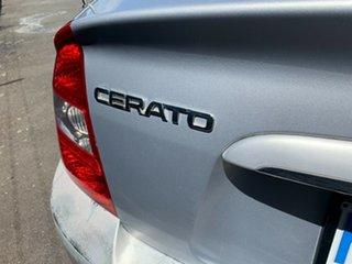 2005 Kia Cerato LD MY04 Silver 4 Speed Automatic Sedan