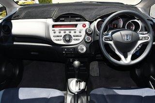 2013 Honda Jazz GE MY13 VTi Grey 5 Speed Automatic Hatchback.