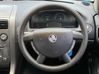 2003 Holden Commodore VY II Acclaim Blue 4 Speed Automatic Sedan