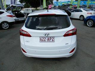 2015 Hyundai i30 ACTIVE White 4 Speed Automatic Wagon