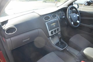 2006 Ford Focus LS LX Red 4 Speed Automatic Sedan
