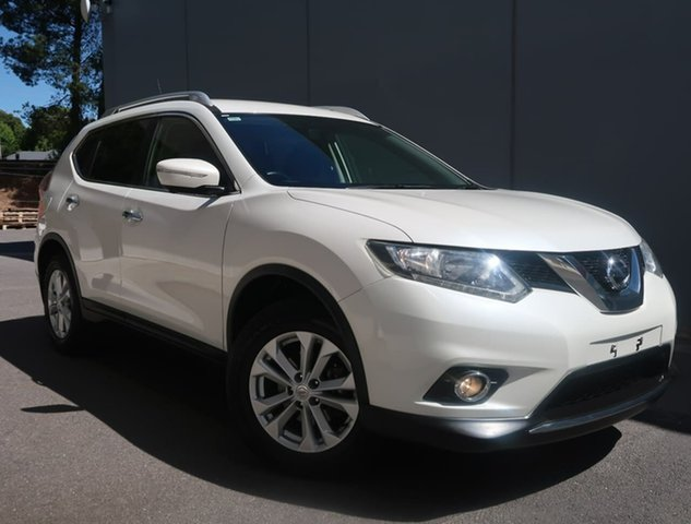Used Nissan X-Trail T32 ST-L X-tronic 2WD Reynella, 2016 Nissan X-Trail T32 ST-L X-tronic 2WD White 7 Speed Constant Variable Wagon