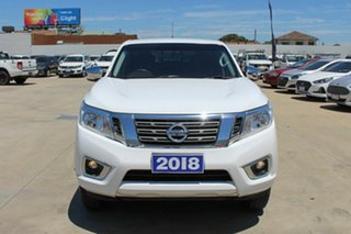 2018 Nissan Navara D23 S3 RX 4x2 White 7 Speed Sports Automatic Utility