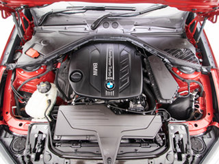 2014 BMW 118d F20 MY14 Red 6 Speed Manual Hatchback