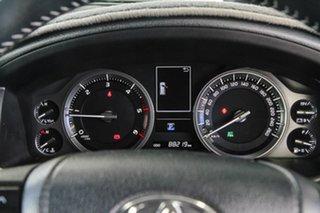 2016 Toyota Landcruiser VDJ200R MY16 VX (4x4) Silver Pearl 6 Speed Automatic Wagon