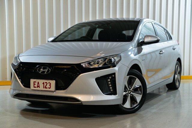Used Hyundai Ioniq AE.2 MY19 electric Elite Hendra, 2019 Hyundai Ioniq AE.2 MY19 electric Elite Silver 1 Speed Reduction Gear Fastback