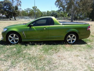 Holden Ute SV6 Green Automatic Utility