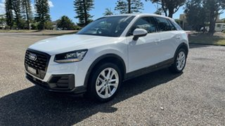 2017 Audi Q2 GA MY18 design S Tronic White 7 Speed Sports Automatic Dual Clutch Wagon