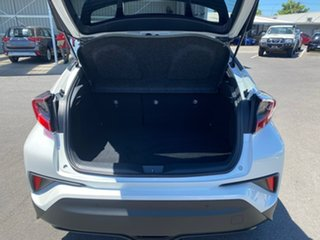 2017 Toyota C-HR NGX50R Koba S-CVT AWD White 7 Speed Constant Variable Wagon