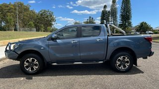 2016 Mazda BT-50 UR0YG1 XTR Grey 6 Speed Sports Automatic Utility