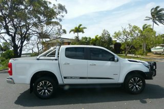 2016 Holden Colorado RG MY16 LTZ Crew Cab 4x2 White 6 Speed Sports Automatic Utility.