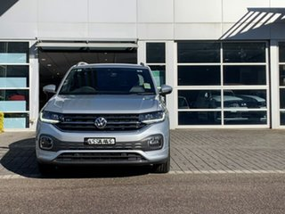 2020 Volkswagen T-Cross C1 MY20 85TSI DSG FWD Style Silver 7 Speed Sports Automatic Dual Clutch.