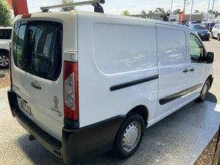 2008 Peugeot Expert G9P 2.0 HDi LWB White 6 Speed Manual Van