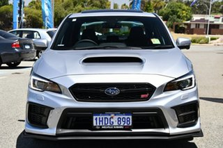 2020 Subaru WRX V1 MY21 STI AWD Premium Ice Silver 6 Speed Manual Sedan