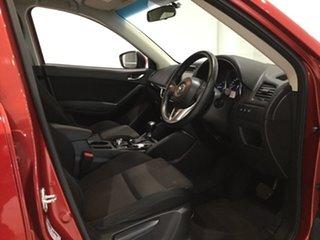 2016 Mazda CX-5 KE1072 Maxx SKYACTIV-Drive Red 6 Speed Sports Automatic Wagon