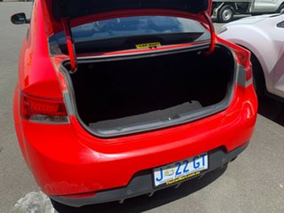 2012 Kia Cerato TD MY12 Koup SLS Red 6 Speed Sports Automatic Coupe