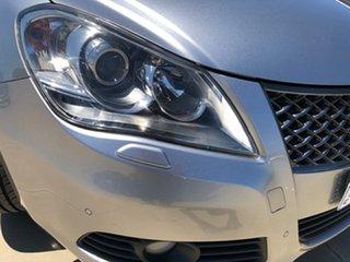2012 Suzuki Kizashi FR MY11 Prestige Mineral Grey 6 Speed Constant Variable Sedan