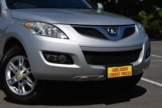 2012 Great Wall X200 K2 MY12 Silver 5 Speed Automatic Wagon